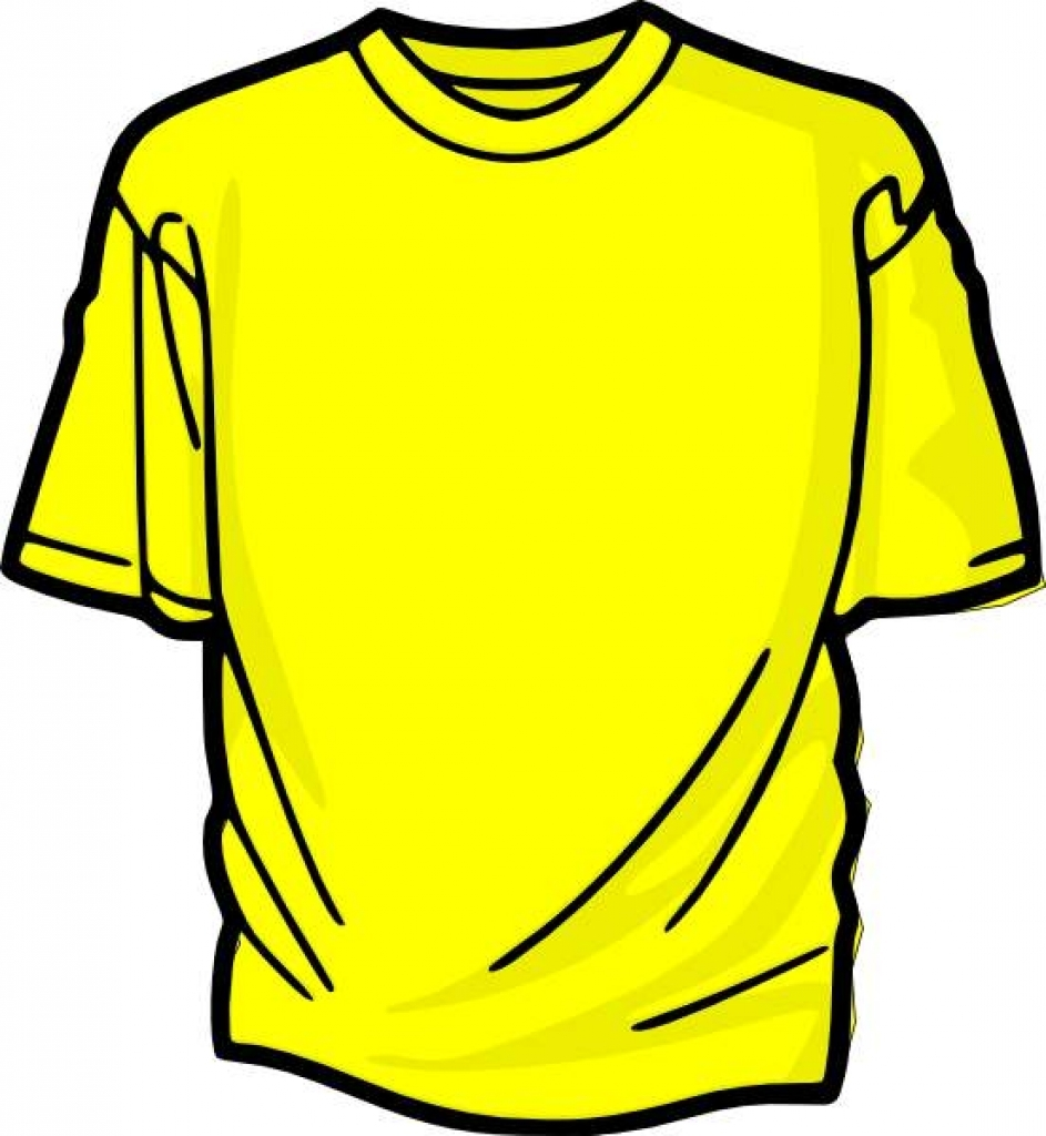 Free yellow shirt.