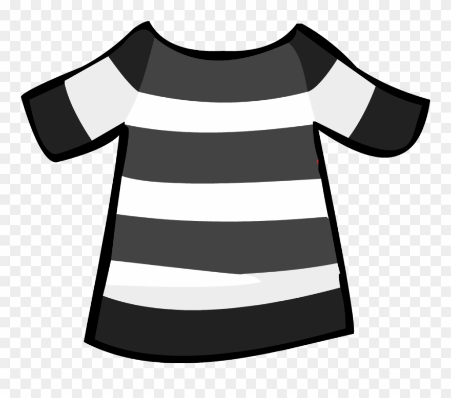 Sailor Clipart Striped Shirt