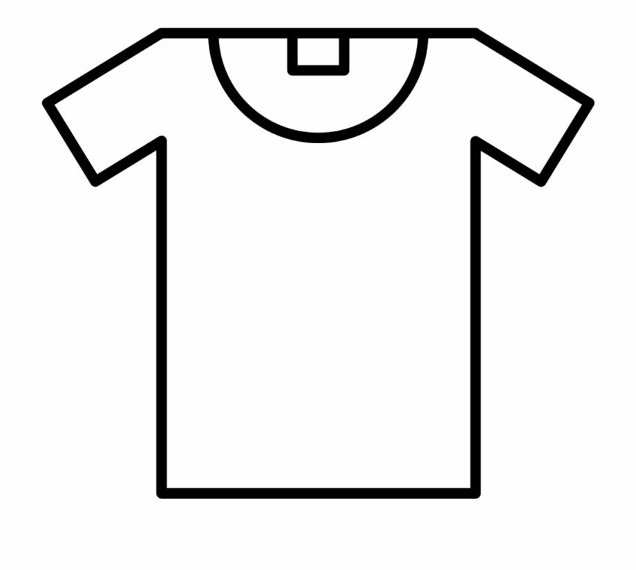 Shirt outline comments.