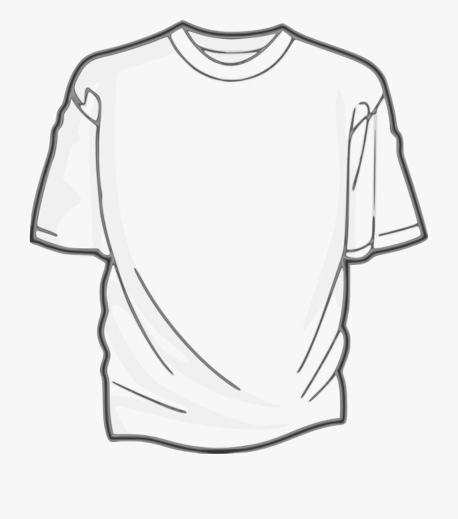 Blank tshirt shirt.