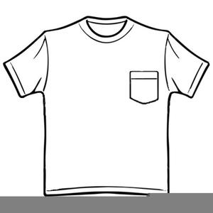 Clipart shirt black.