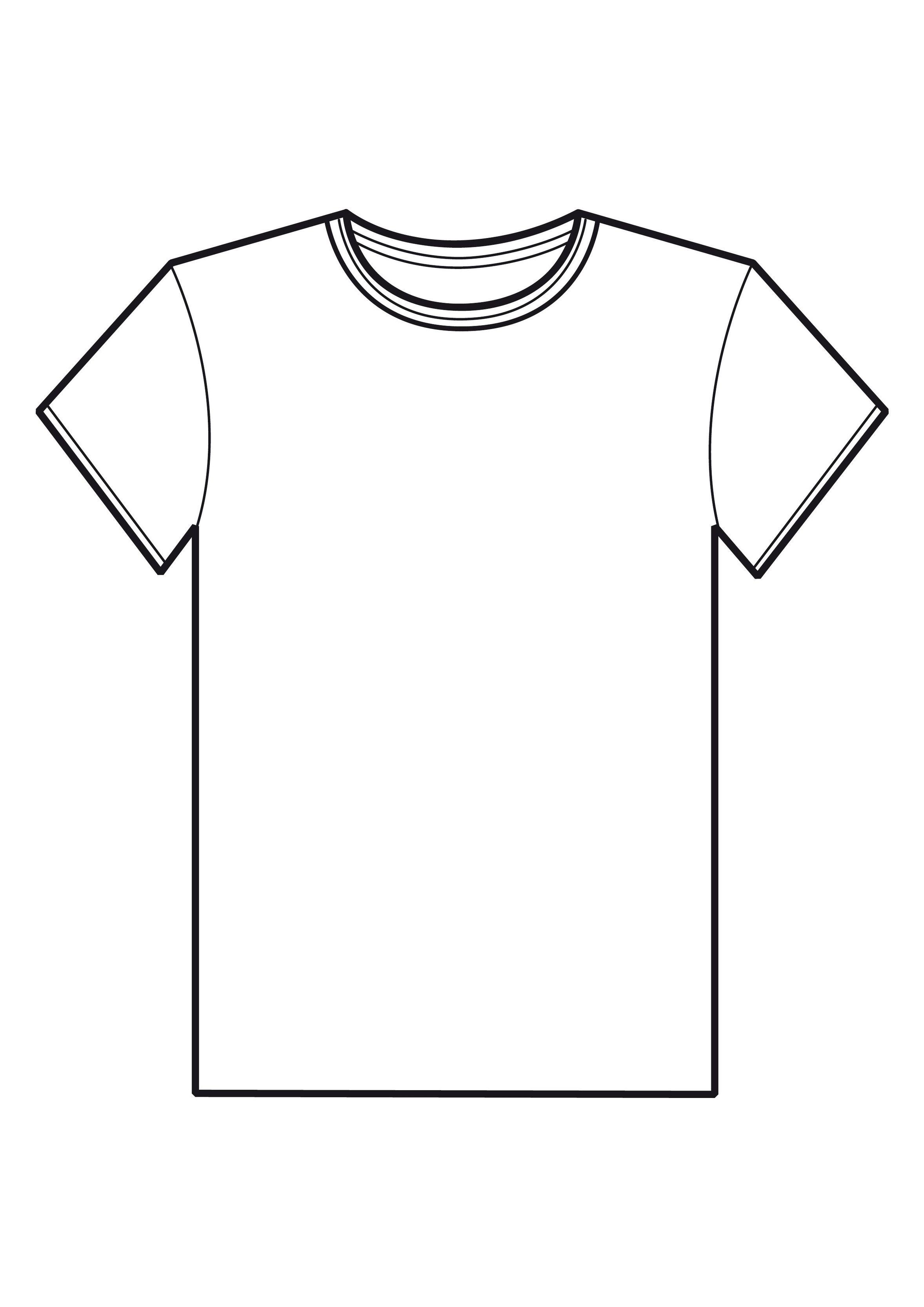 Shirt shirt clip.