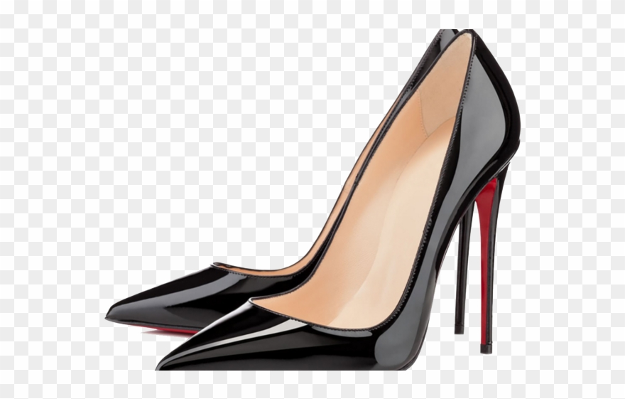Women shoes clipart.