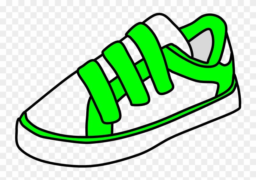 Sneakers velcro white.