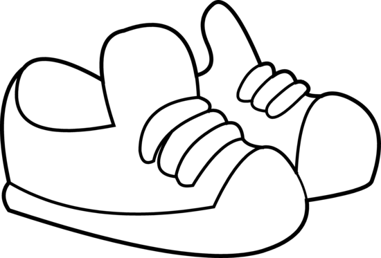 Shoe clipart clipartix.