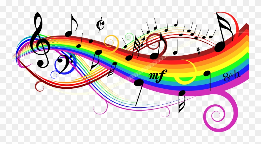 Note singing choir.