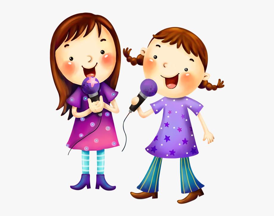 Cartoon childrens song.