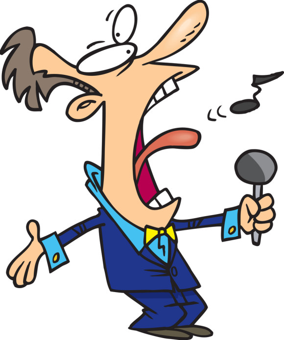 Singing clipart male singer. Free cliparts download clip
