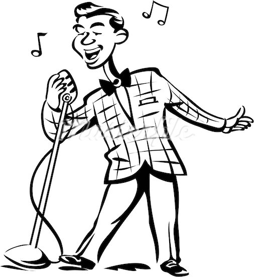 Singing clipart male singer. Singing clipart male singer. Clipartlook