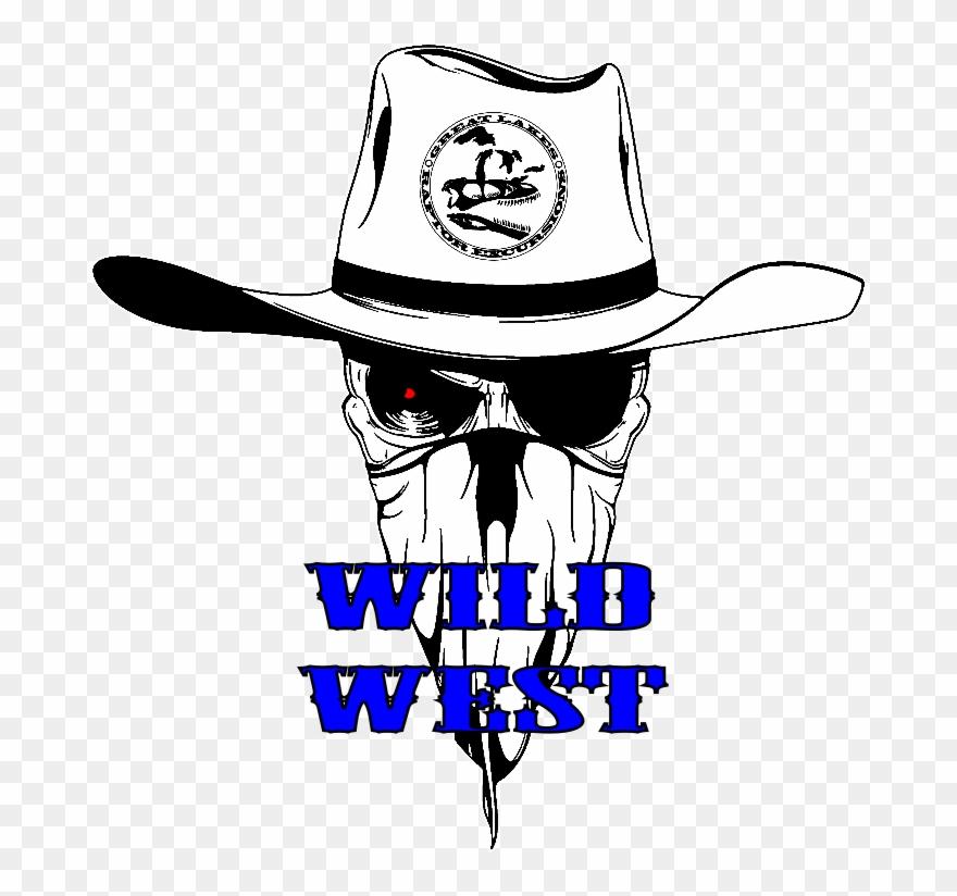 Wild west skull.