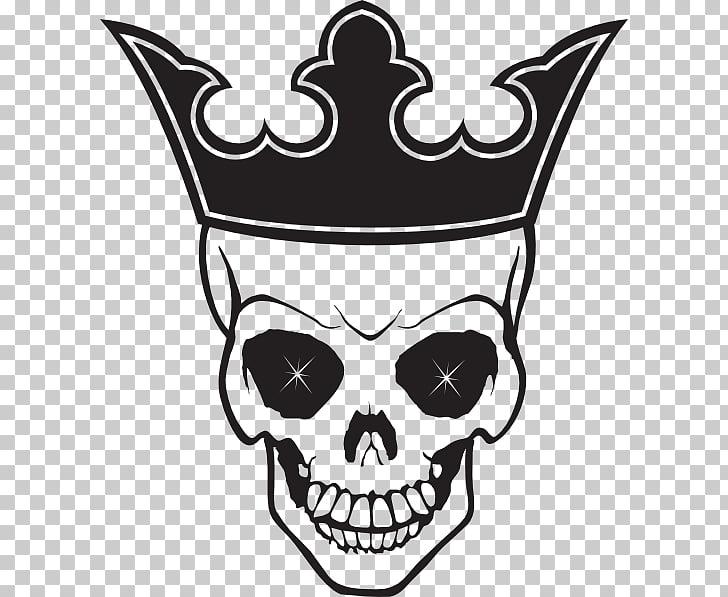 Skull cowboy hat.