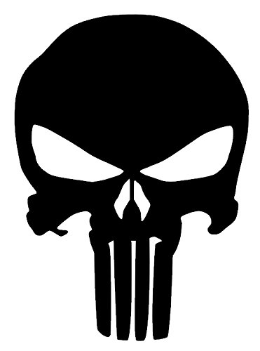 The punisher skull.