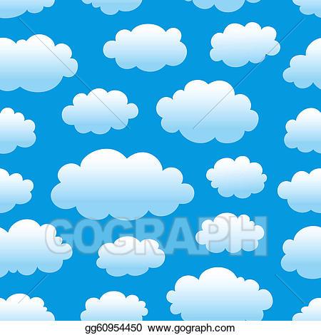 Eps illustration cloudy.