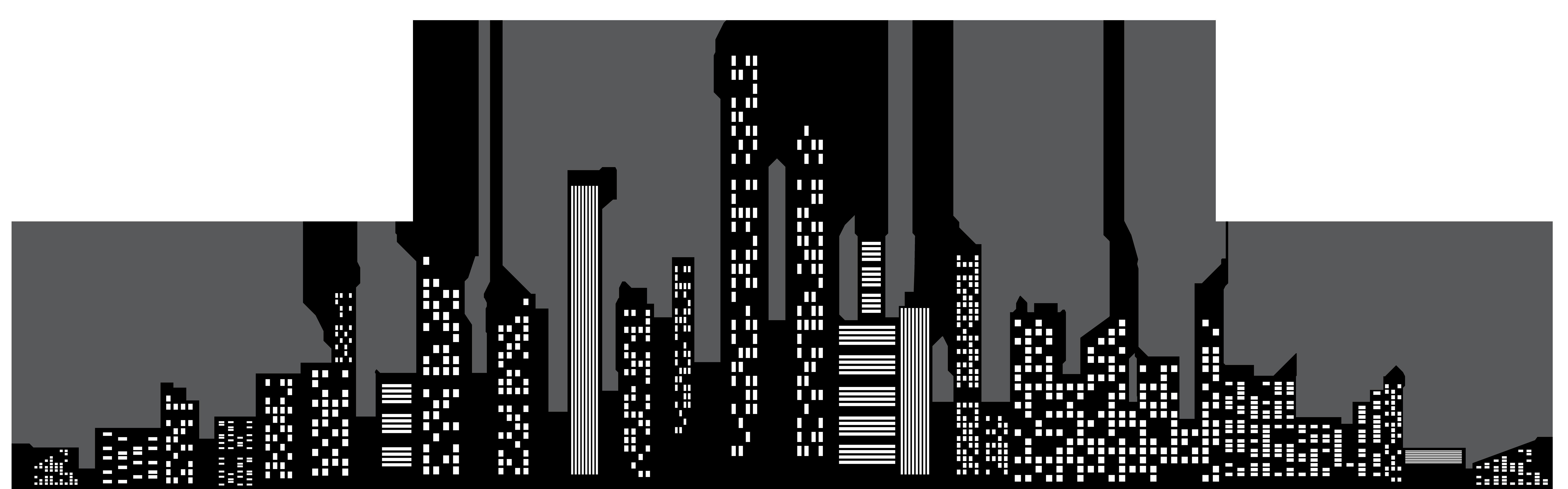 Brand skyscraper skyline.
