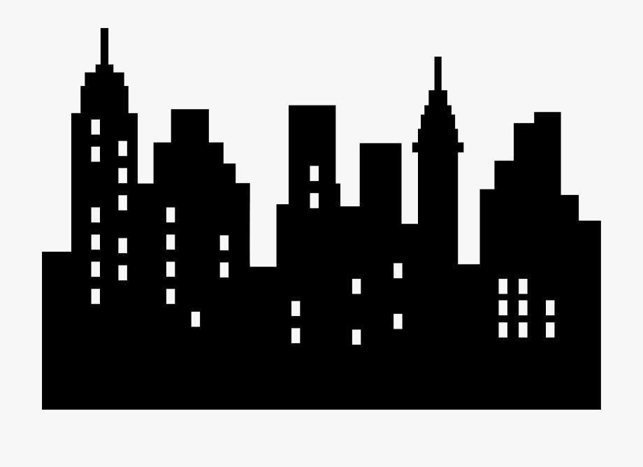 City clipart skyscraper.