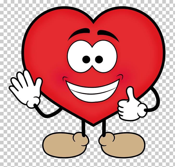 Heart smiley face.