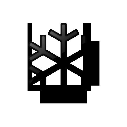 Free snowflake cliparts.
