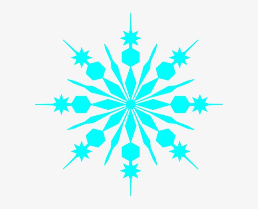 Purple snowflake clipart.