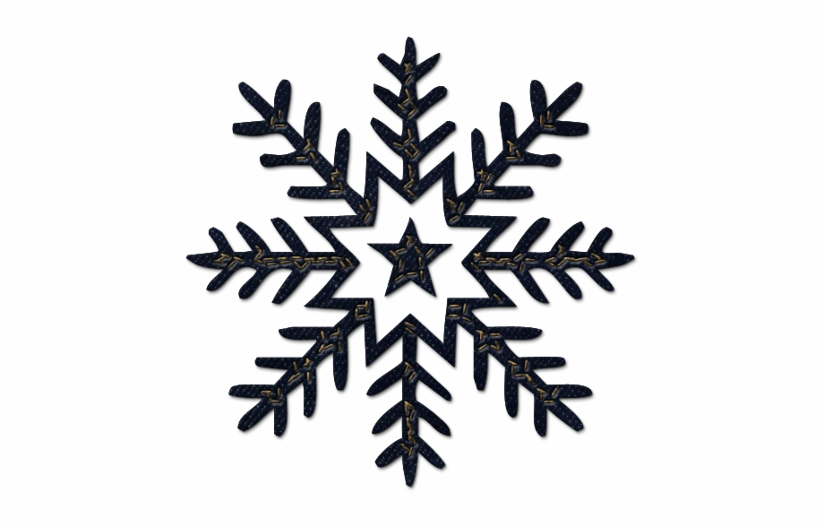 Snowflake clipart high.