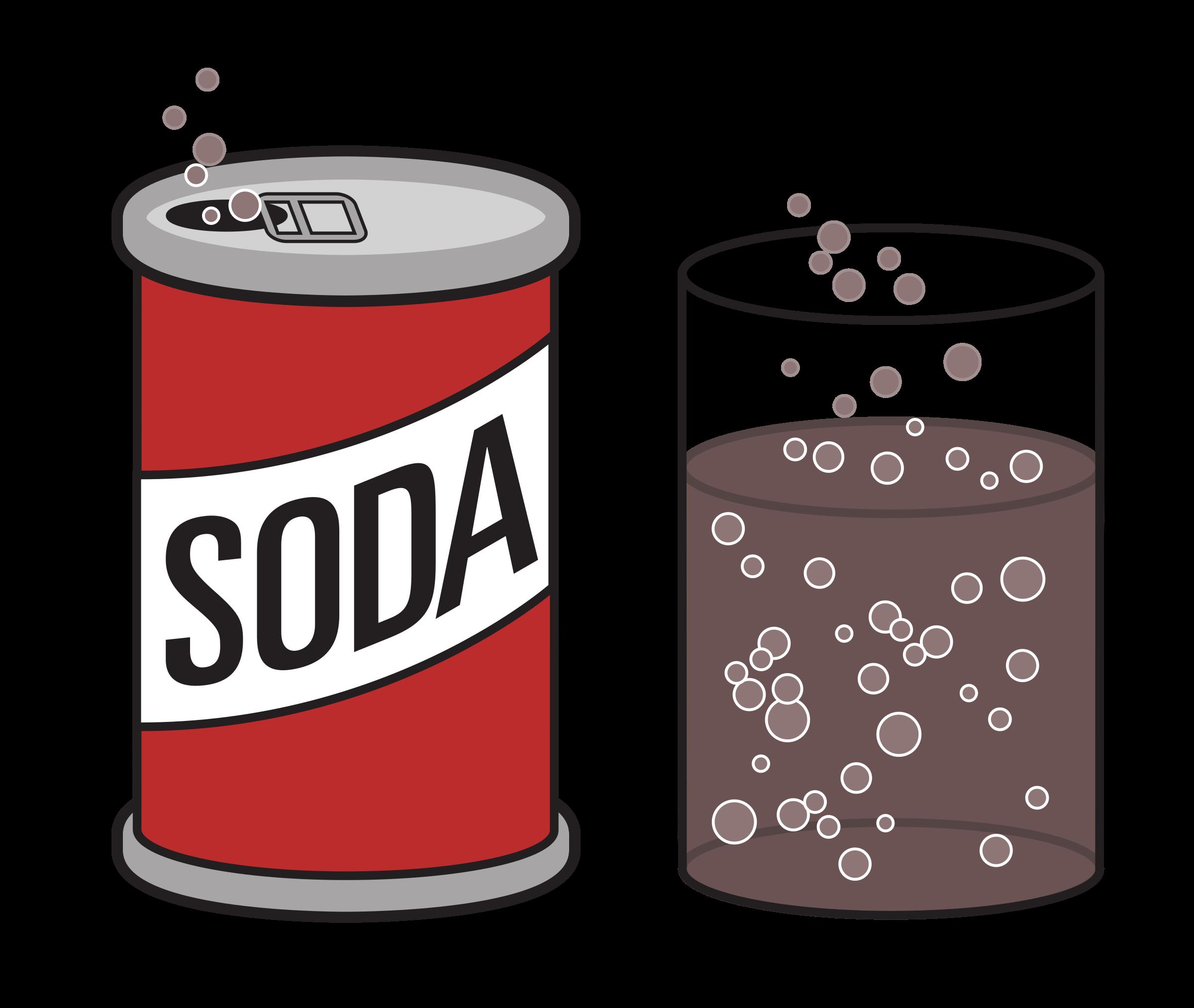 Kawaii clipart soda, Kawaii soda Transparent FREE for