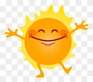 Free PNG Sunshine Clip Art Download