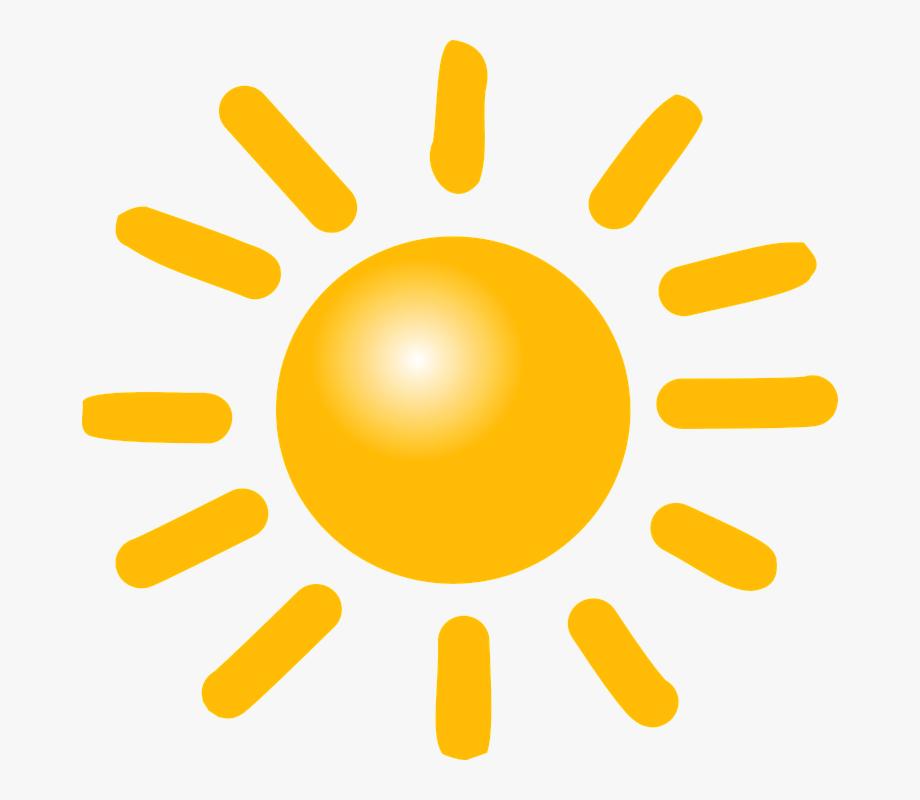 Sonne wetter sonnig.