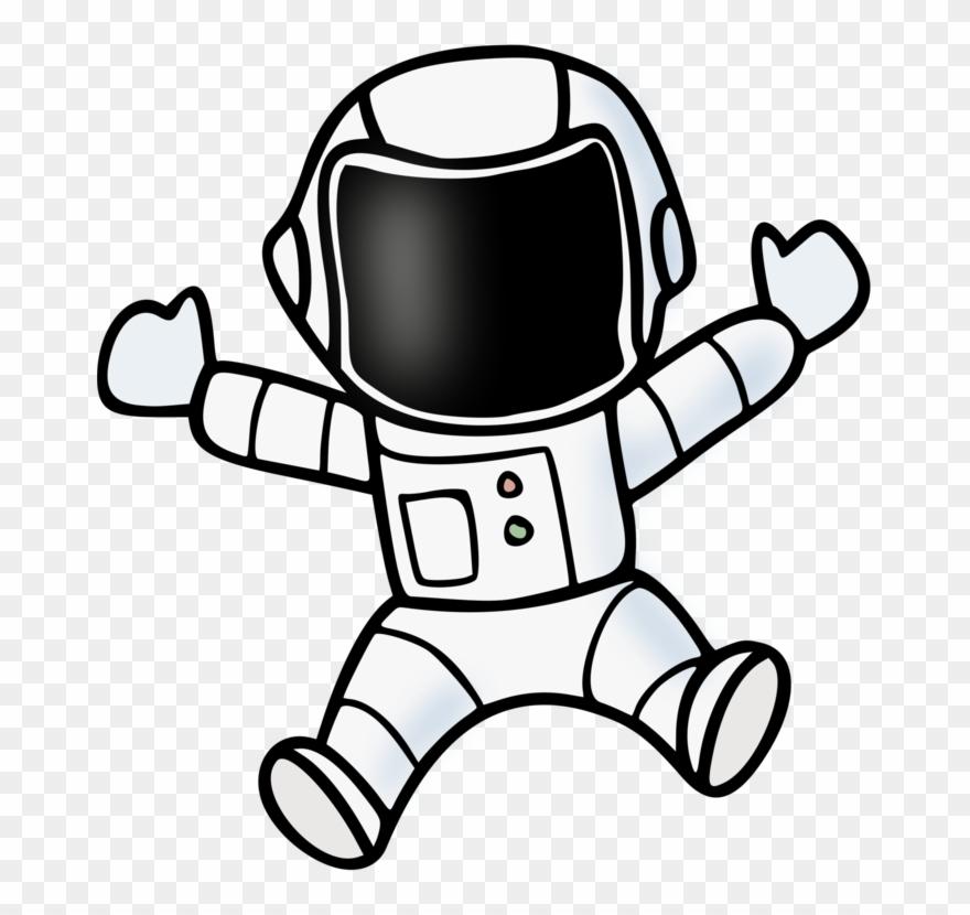 Astronaut space suit.