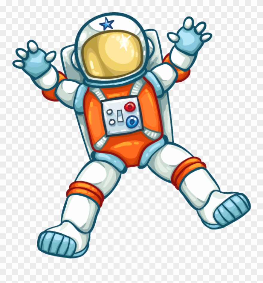 astronaut clipart small