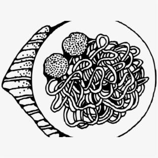 Free pasta clipart.