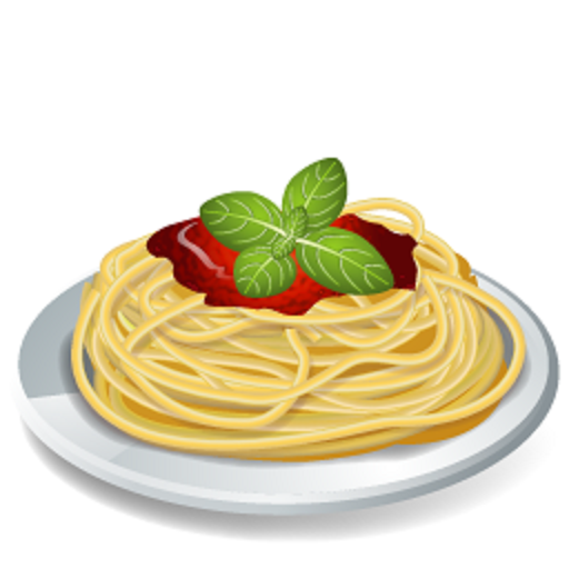 Soup, Pasta And Macaroni On The Plates On The Wooden Table ...   Cartoon Veggie Pasta