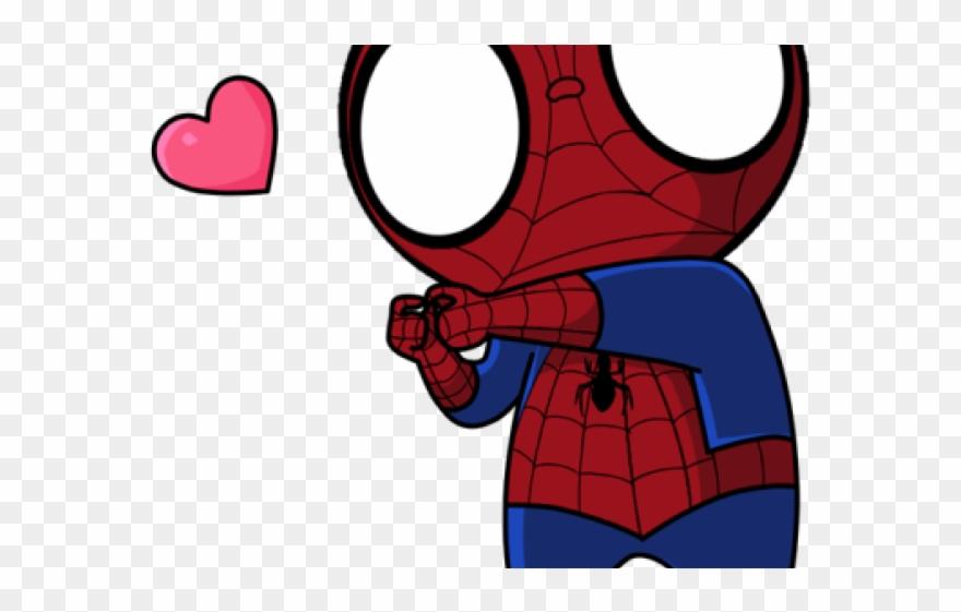 Spider man clipart.