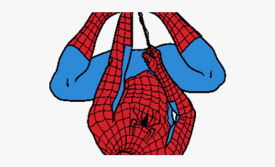 Spiderman clipart head.