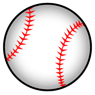 Baseball clipart sport.