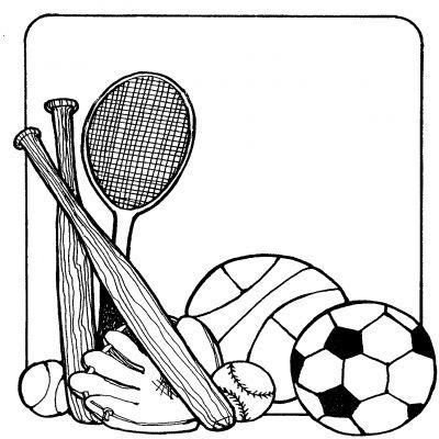 Free white sports.
