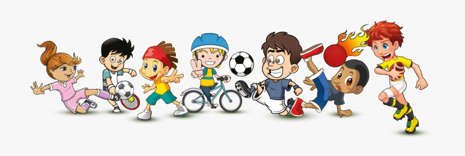 Sports activities clipart.