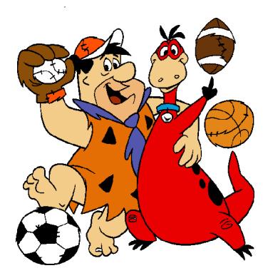 Free cartoon sports.