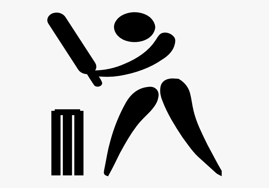 sports clipart cricket