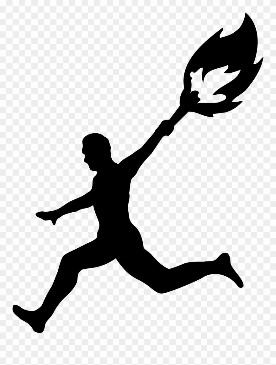 Run sports clipart.