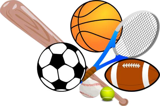 Sports free clipart.
