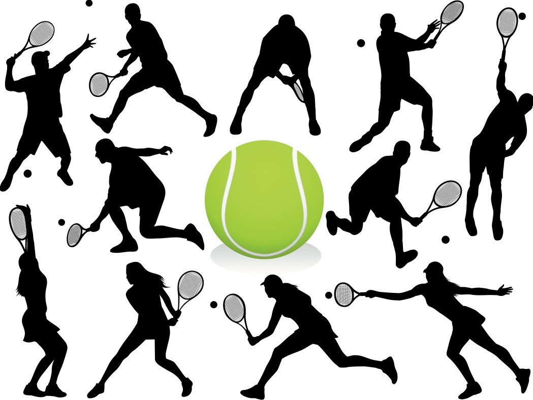 Free sports vector.