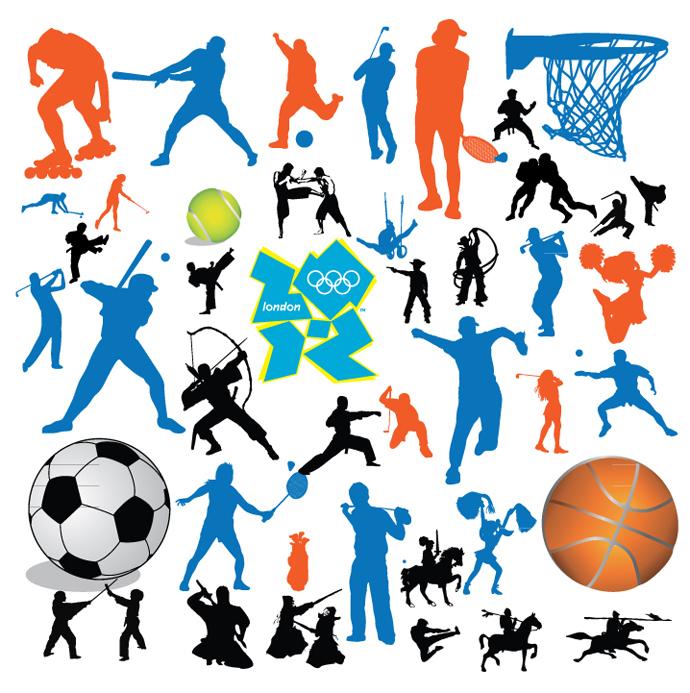 Free sport vector.