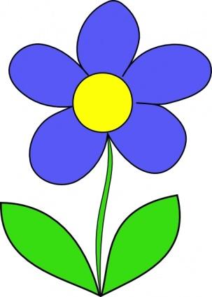 Free Cartoon Spring Flowers, Download Free Clip Art, Free