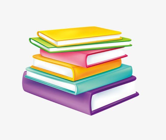 Color cartoon books.
