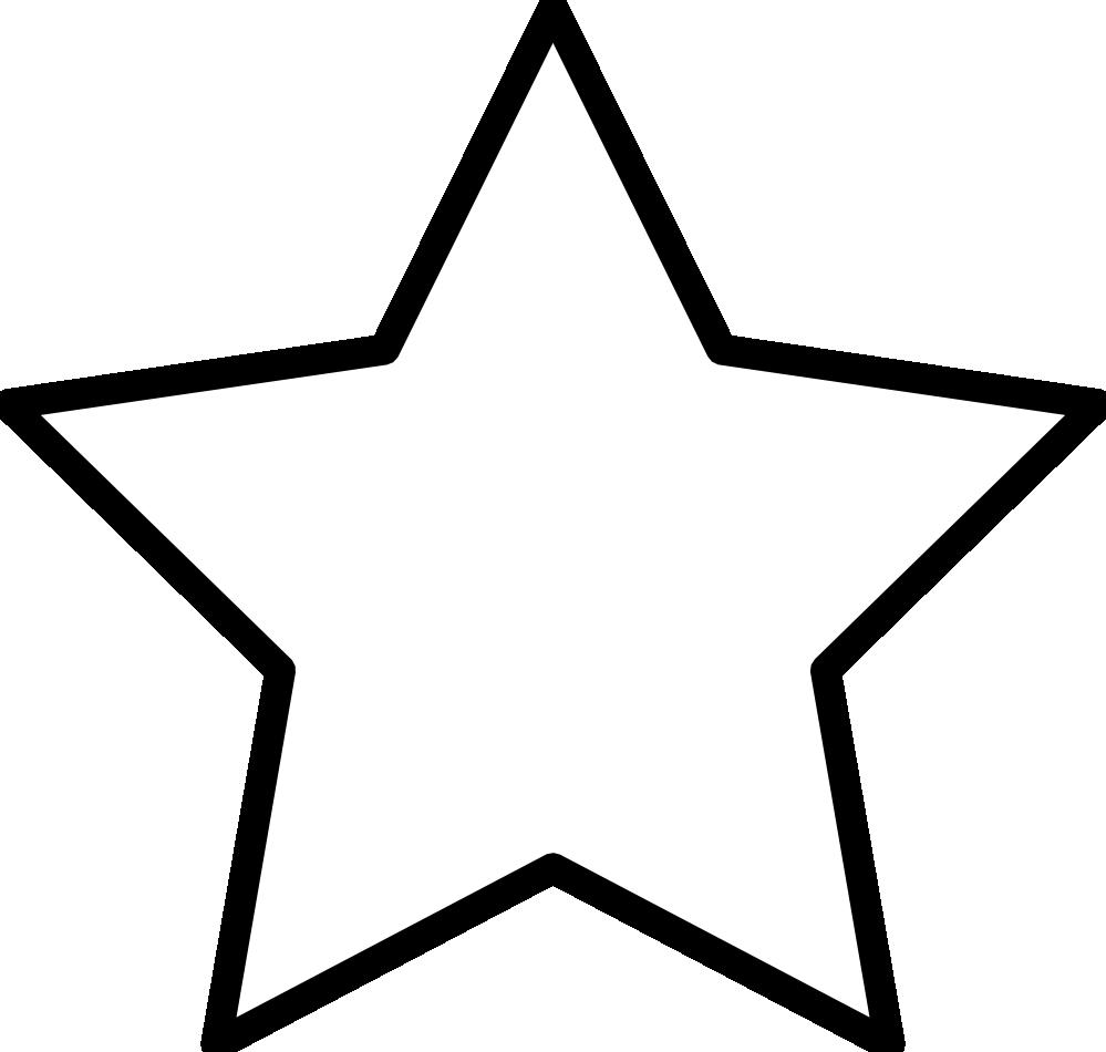 Free white star.