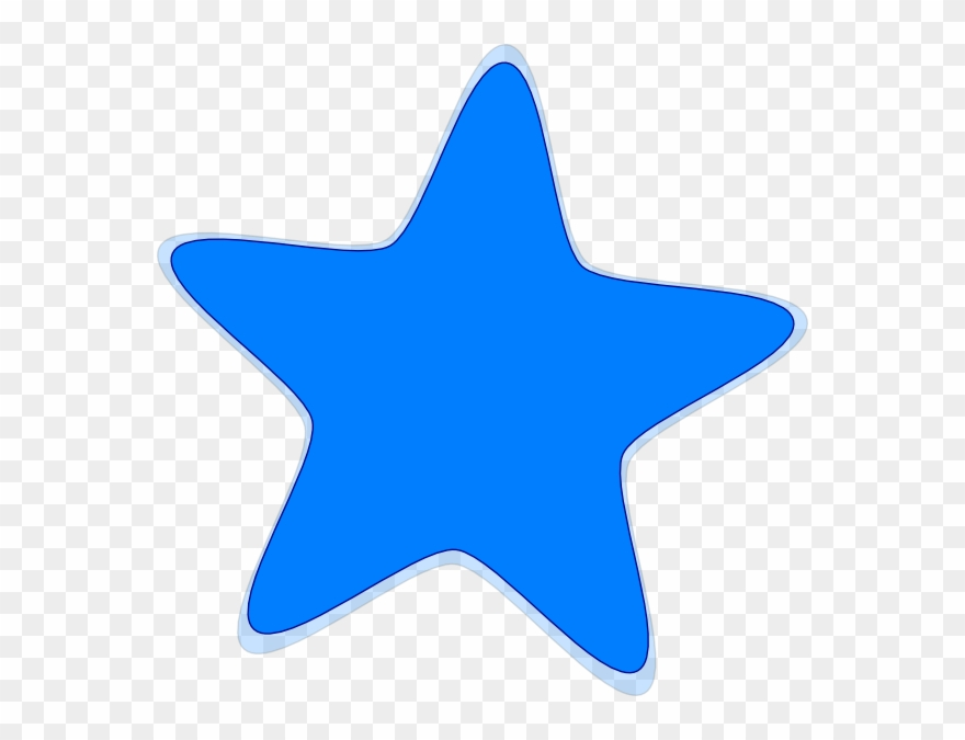 Star Blue Clipart Clip Art Cliparts And Others Inspiration