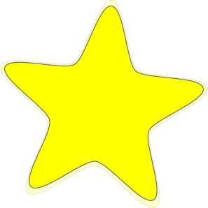 Images Of Cartoon Stars Clipart