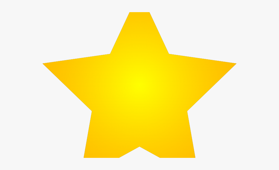 Star Clipart Clear Background