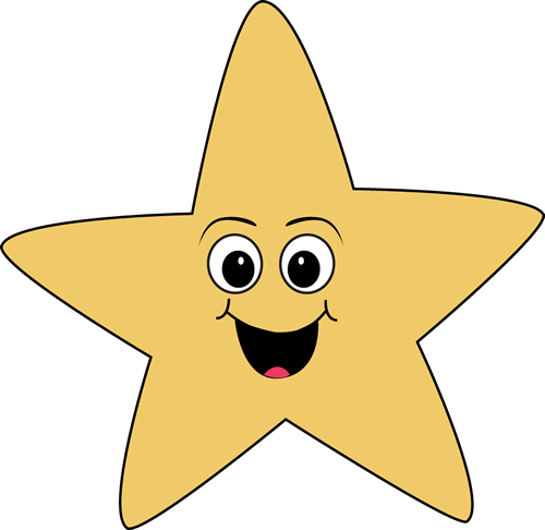 Free star face.