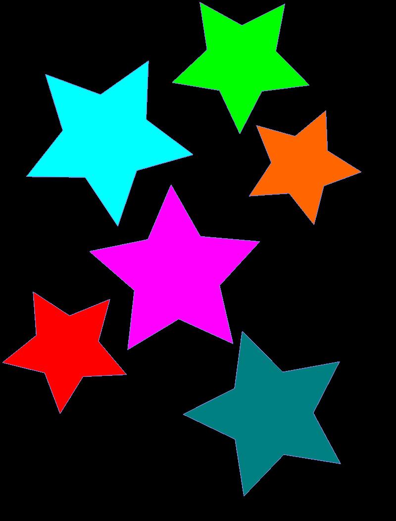 Clipart stars printable, Clipart stars printable Transparent
