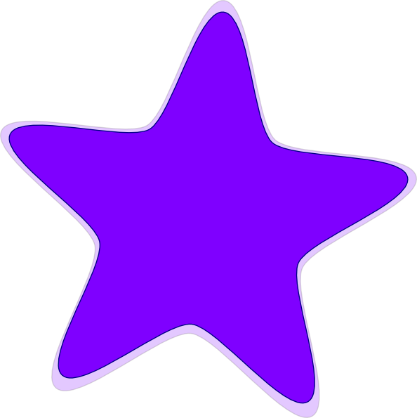 Free purple star.